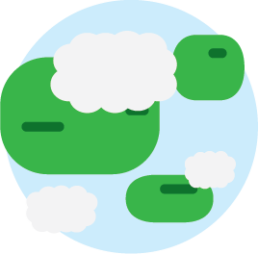 Green ETF Environmental Impact Icon